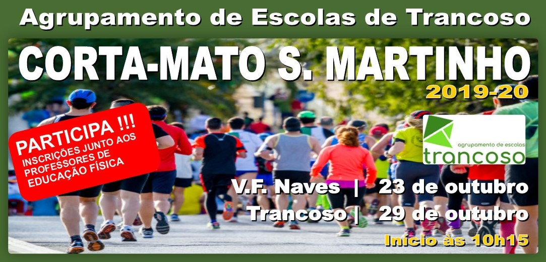 CORTA-MATO S.MARTINHO | 2019
