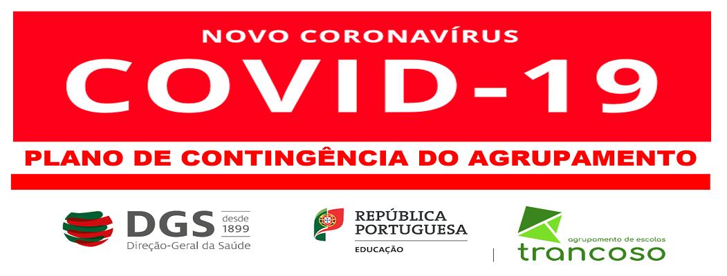 COVID-19   PLANO DE CONTINGÊNCIA DO AGRUPAMENTO