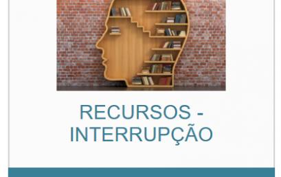 PLATAFORMA DE RECURSOS EDUCATIVOS NA INTERRUPÇÃO LETIVA